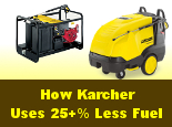 How K�rcher can save you $1,000+ per year in fuel costs